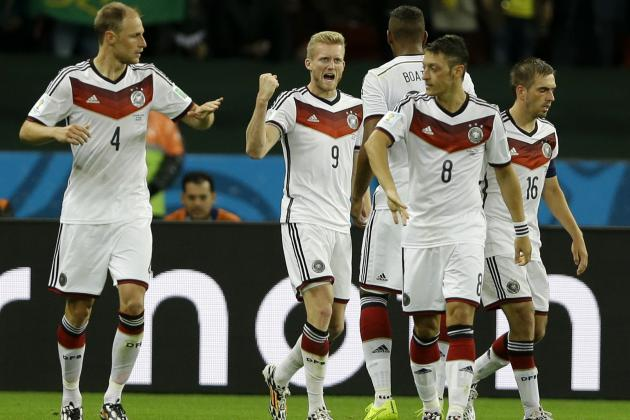 France vs. Germany Betting Odds, World Cup Prediction and Match Preview
