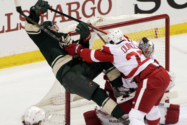 Detroit Red Wings Re-Sign Kyle Quincey as Twitter and Social Media Implode