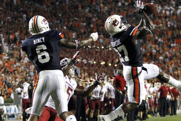 The One Unit That Will Decide Auburn's College Football Playoff Fate