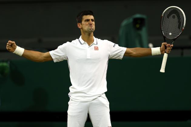 Novak Djokovic vs. Marin Cilic: Score and Recap from 2014 Wimbledon