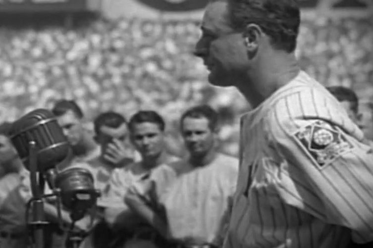 MLB First Basemen Honor 75th Anniversary of Lou Gehrig's 'Luckiest Man' Speech