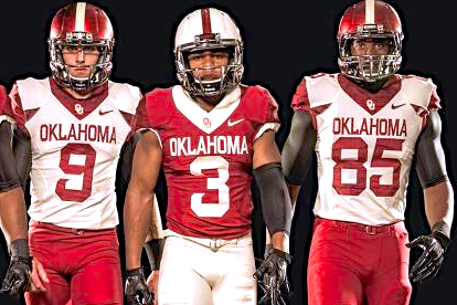 What Programs Like USC and Texas Can Learn from Oklahoma's New Uniforms
