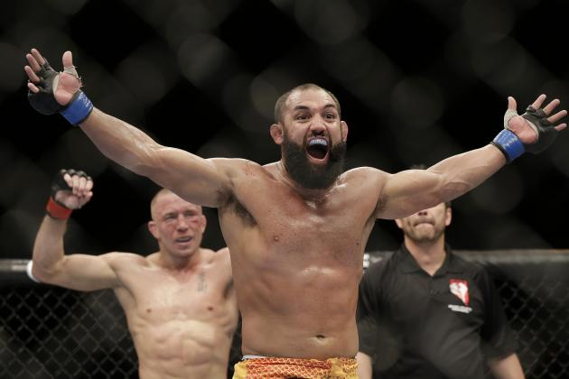 Johny Hendricks: Added Weight Won't Help Georges St-Pierre in Rematch