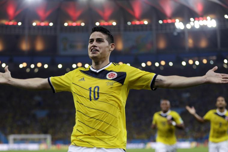 Colombia, Argentina Unofficially Top FIFA Rankings After World Cup Round of 16