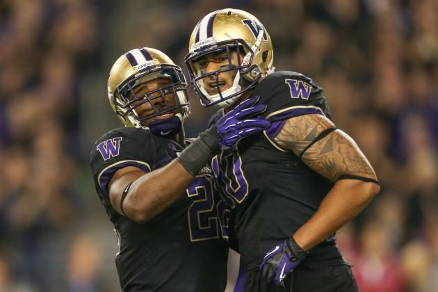 Senior Defensive End Josh Shirley Leaves Huskies