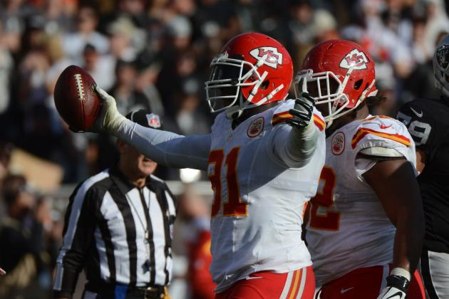 Chiefs' Hali, Berry Crack NFL's Top 50 Players