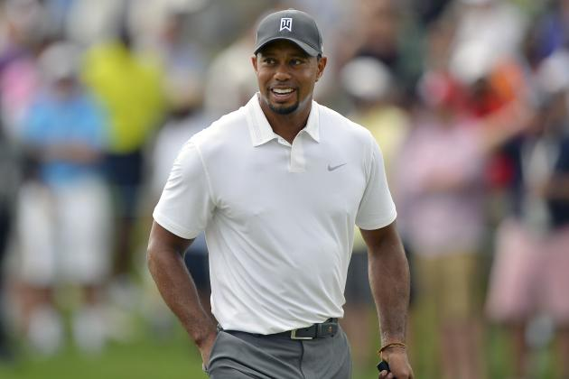Is Tiger Woods Attracting Unnecessary Controversy with MusclePharm Sponsorship?