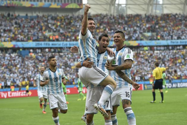World Cup 2014: Updated Schedule and Latest Golden Boot Favorites