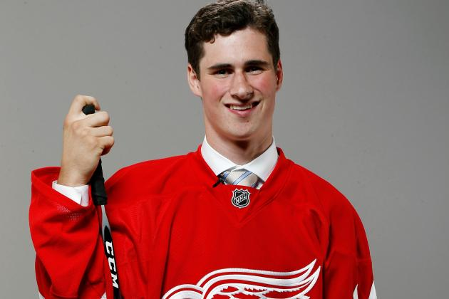 Detroit Red Wings: Why Dylan Larkin Will Find Success in the NHL