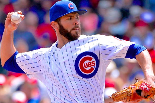 Jake Arrieta's Very Real Breakout Gives Cubs an Ace to Build Around