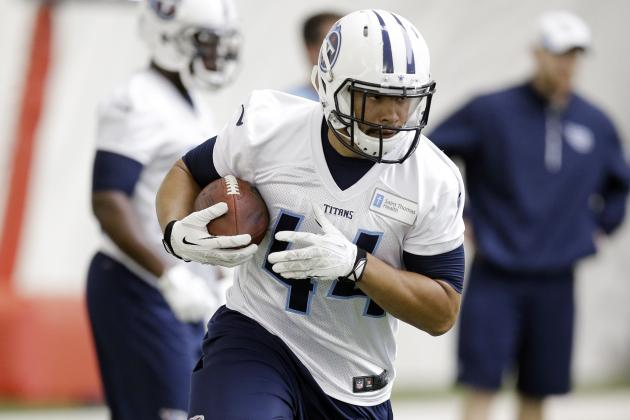 Titans Back Jackie Battle Proving to Be Versatile
