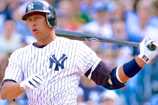 Alex Rodriguez Reportedly Granted Permission from MLB to Use PEDs in 2007