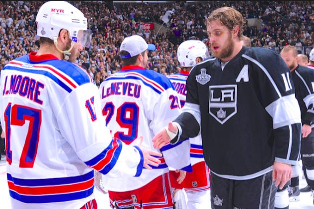 Talent Gap Between Western, Eastern Conferences Widening in 2014 NHL Offseason