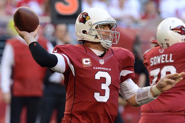 ESPN: Arizona Cardinals' Carson Palmer a 'third tier' QB