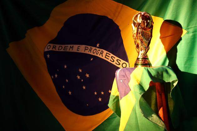 World Cup 2014: Latest Quarter-Final Bracket Predictions, Fixtures and Game Odds
