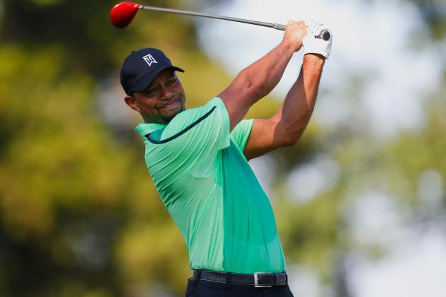 Tiger Woods Injury Updates: Latest Reports Before 2014 Greenbrier Classic