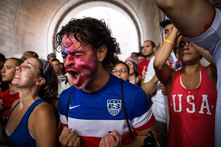 USA Won the Hearts and Minds of Planet Football at the World Cup This Summer