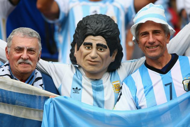 Collymore's World Cup Corner: Ranking the Tournament's Best Fans