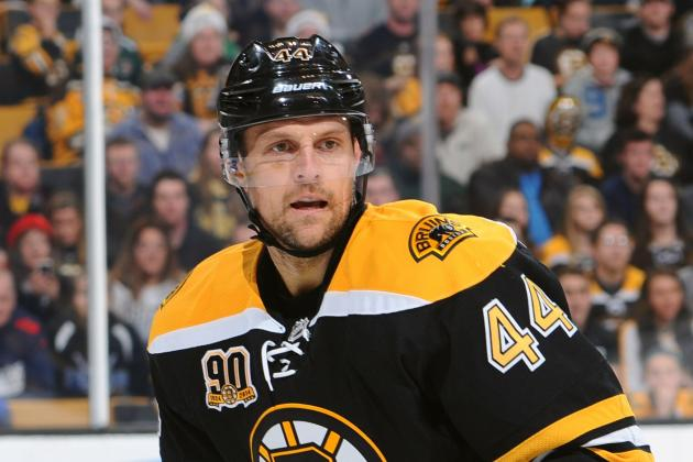 The Bruins Have Too Many D-Men — Who Will They Trade?
