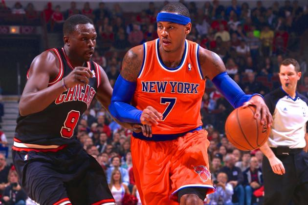 Why Chicago Bulls Have to Land Carmelo Anthony in Free Agency