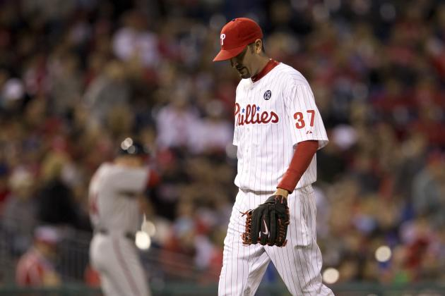 Phillies Move Mike Adams to the 60-Day DL, Ruling Him out Until August