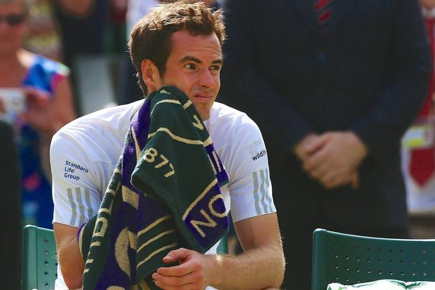 Andy Murray Gets a Reality Check in Wimbledon 2014 Upset vs. Grigor Dimitrov