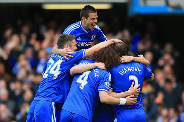 Chelsea Friendly Schedule 2014: Fixtures List for Summer Tour