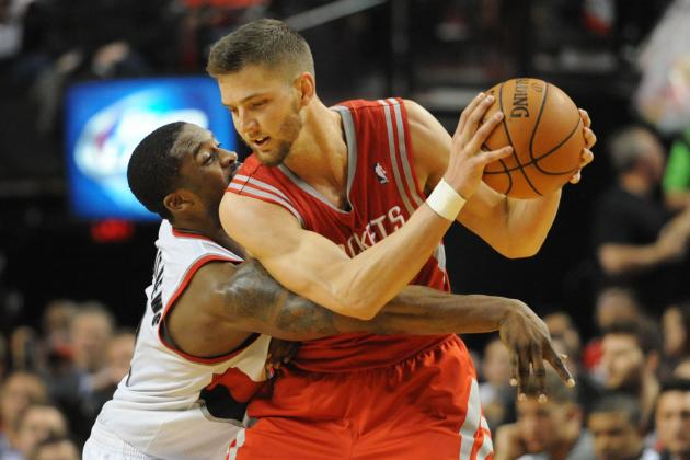 Chandler Parsons Can Force Houston Rockets' Hand with Early Contract Offer