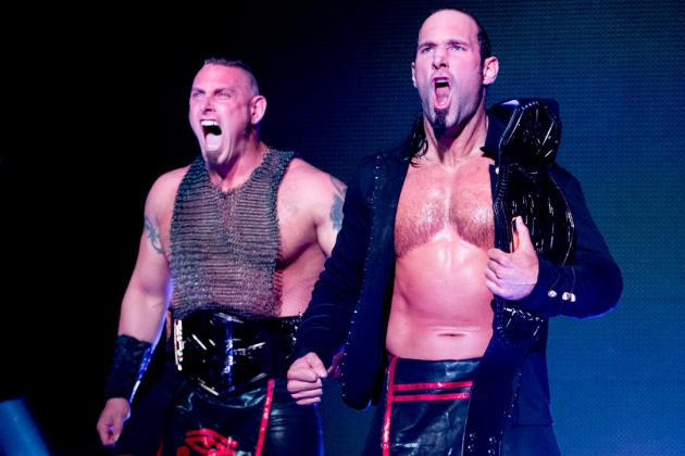 The Ascension Joining the Main Roster Is What WWE's Tag Team Division Needs