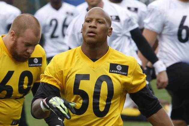 Why Pittsburgh Steelers Rookie Ryan Shazier Is Sure to Be a Stud