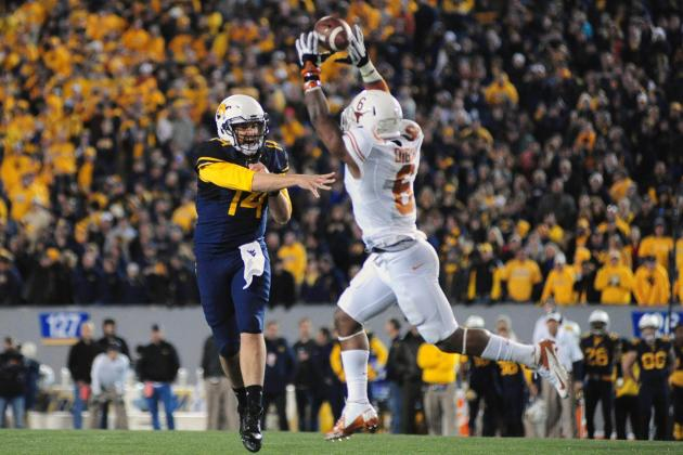 Texas Football: Why Quandre Diggs Will Be the Longhorns' X-Factor in 2014