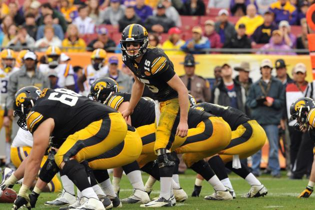 Iowa's Offense Could Be Its Best in a Decade