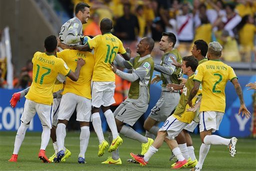 Brazil vs. Colombia: Form Guide, Live Stream and Prediction for 2014 World Cup