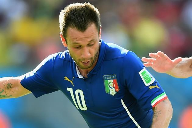 Cassano 'Not Normal in the Head'