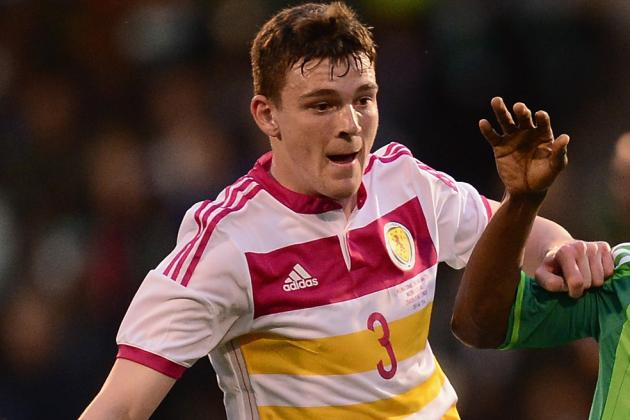 Everton Face Battle with West Ham for Highly-Rated Scottish Youngster