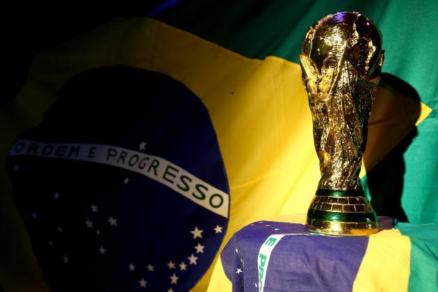 World Cup Schedule 2014: TV Coverage, Live Stream Info and Updated Predictions