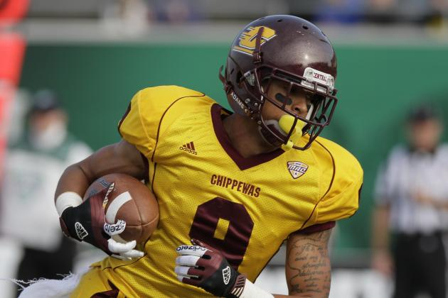CMU Football Players Arrested for Retail Fraud, Robbery and Marijuana