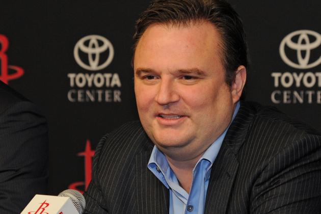 Morey: 'Unfortunate' Lin's No. 7 Used to Recruit Melo