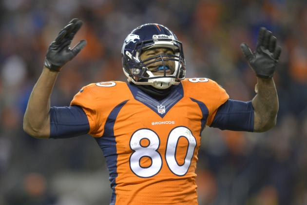 Denver Broncos: How Does Jimmy Graham Ruling Affect Julius Thomas?