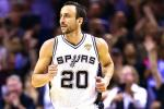 Spurs Won't Allow Ginobili to Play in FIBA World Cup