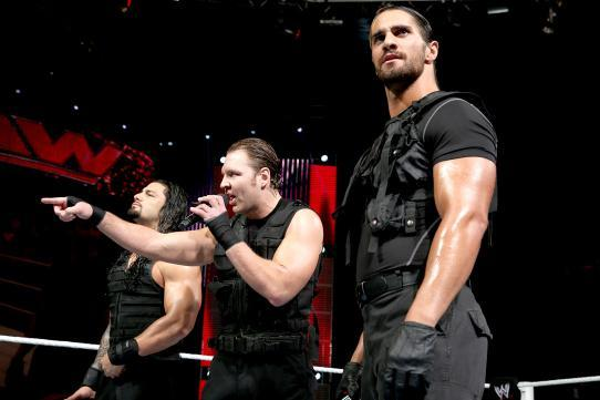 Report: WWE Considering Shield Reunion in 2015?