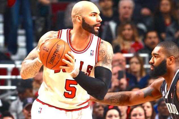 Carlos Boozer Rumors: Latest Buzz and Speculation Surrounding Free-Agent Star
