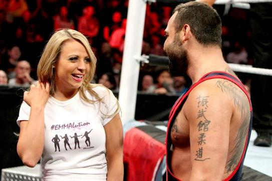 Emma Shoplifting, Jack Swagger, Bo Dallas and More from the Stolen Mailbag