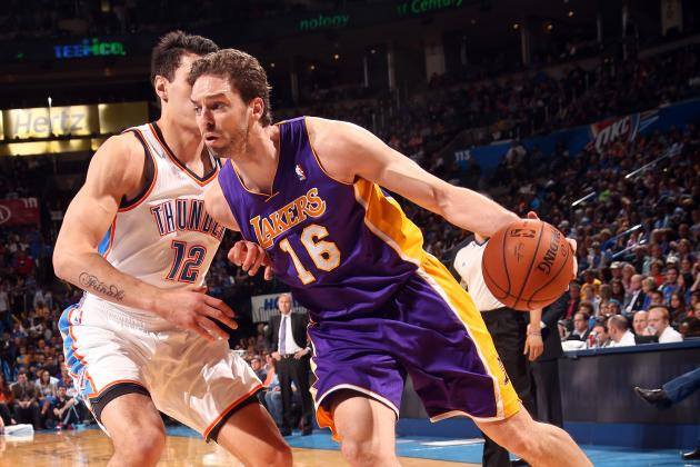 OKC Needs to Trade Perk to Land Gasol