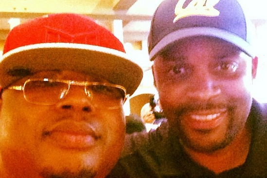 Instagram: E-40 Amped on Cal, Cuonzo