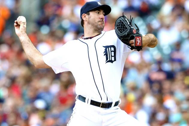 Justin Verlander's Much-Needed Win to Sweep A's Puts Tigers Back Among AL Elite