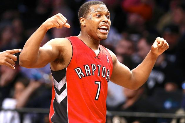 Is Kyle Lowry's New Contract a Bargain or a Gamble for Toronto Raptors?
