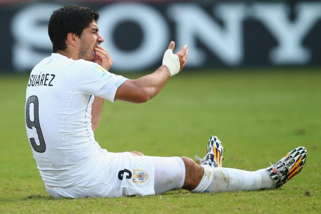 Debate: Should Barcelona Sign Luis Suarez from Liverpool After World Cup Bite?