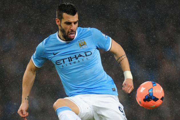 Report: City Won't Sell Negredo or Nastasic