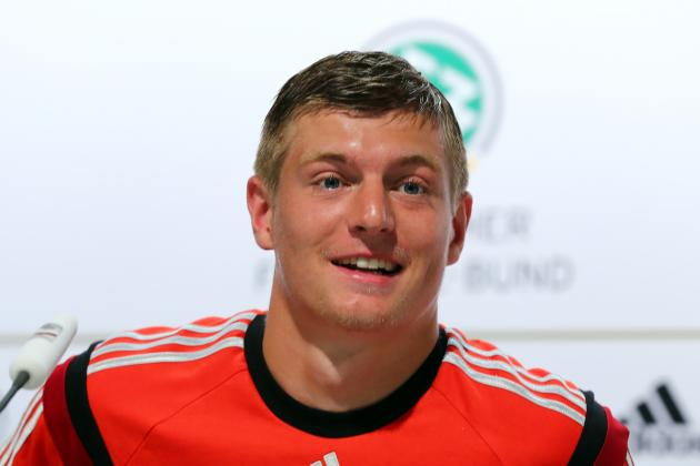 Real Madrid Transfer News: Toni Kroos Reportedly Signs, Latest on Radamel Falcao